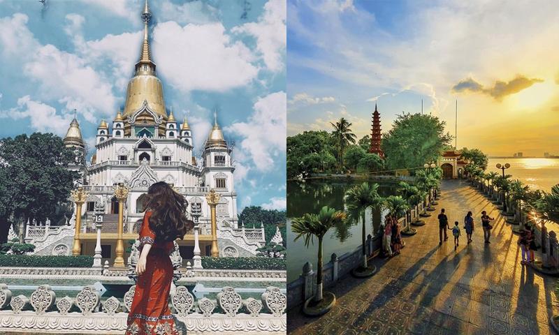 Bất ngờ trước 2 ngôi chùa của Việt Nam lọt vào danh sách Công trình Phật giáo đẹp nhất thế giới!