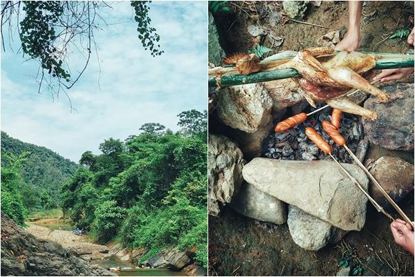 """Đã tìm ra một địa điểm thật """"chill"""" để rời Hà Nội những ngày chật chội náo nức"""