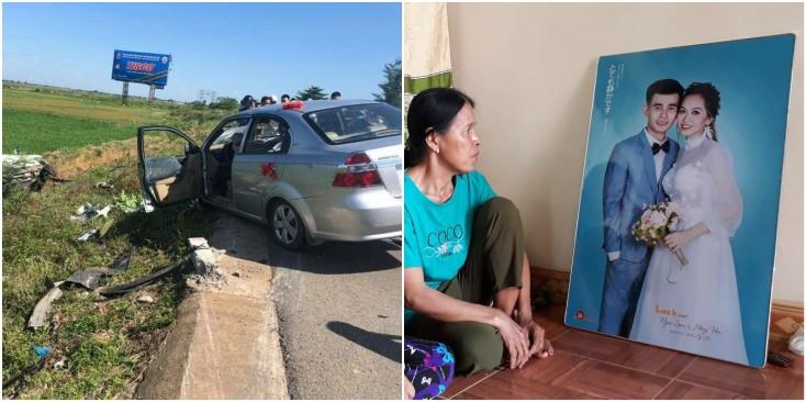 """Xót xa hai bà mẹ trong đám cưới không cô dâu chú rể ở Quảng Trị: """"Chỉ mong con được bình an"""""""