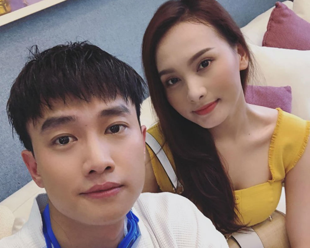 """Quốc Trường hài hước trêu Bảo Thanh """"trông đồ cho Vũ đi bơi với gái"""""""