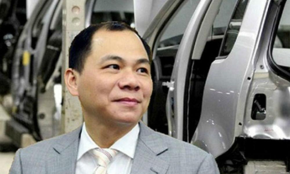 Trúng lớn ở Gia Lâm, tỷ phú Phạm Nhật Vượng đếm tiền 1,2 tỷ USD, chuẩn bị thực hiện tham vọng lớn