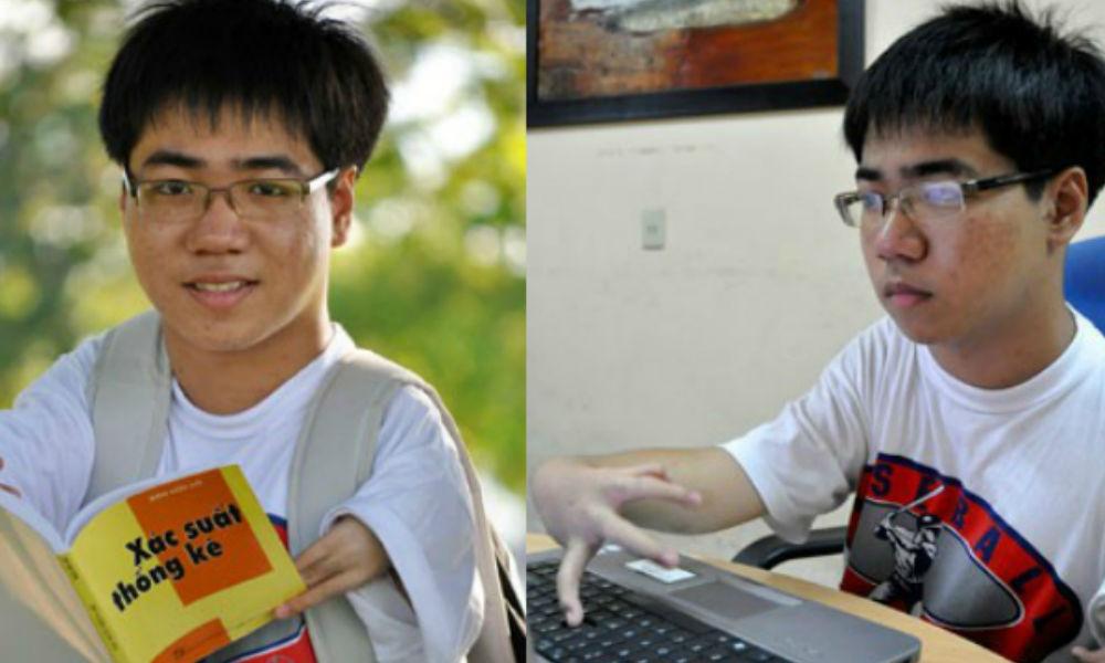 Cảm phục hành trình từ cậu bé khuyết tật vô gia cư ở Việt Nam đến chàng sinh viên xuất sắc tại đại học Harvard Mỹ