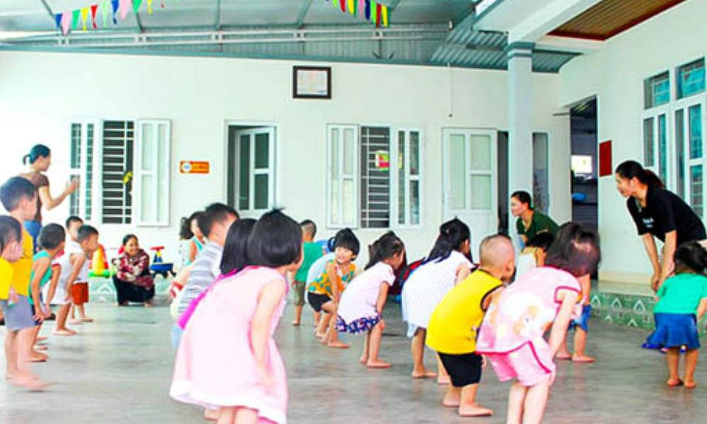 Hà Tĩnh: Cần nhiều hơn những nhóm trẻ tư thục ở địa bàn nông thôn