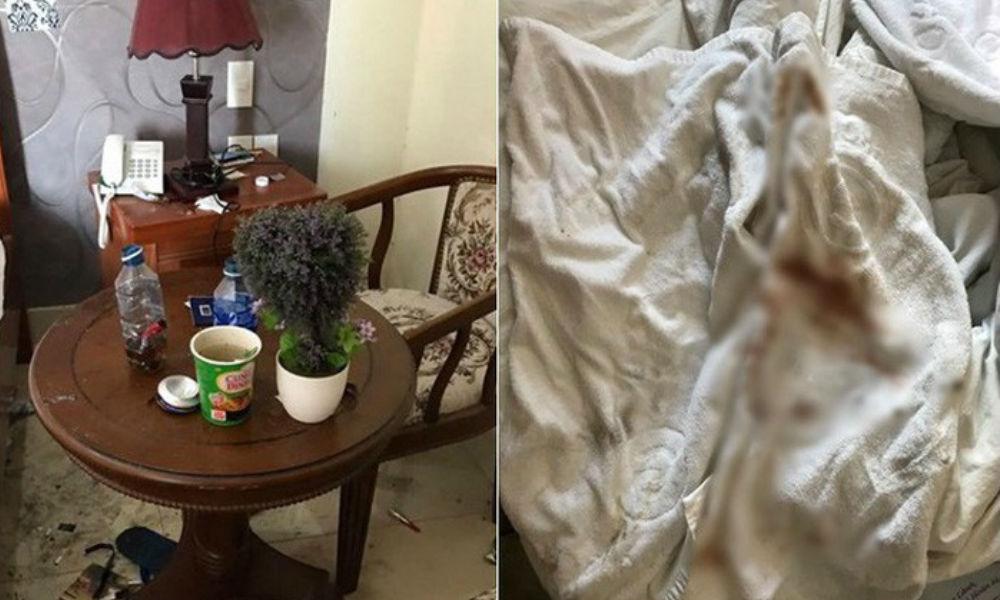 Đôi trẻ Nghệ An lén mang chó vào khách sạn để phóng uế ra giường mặc bị cấm khiến dân mạng bức xúc