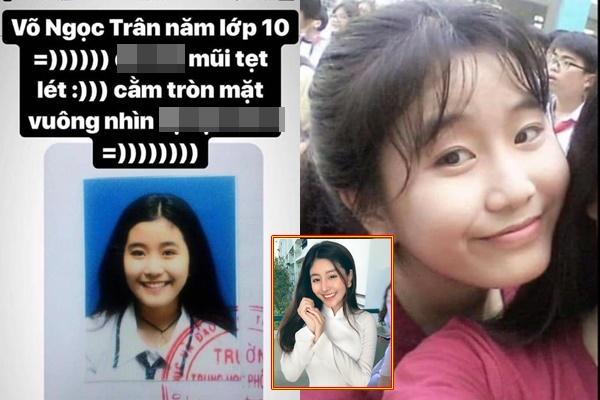 Đầu tháng cô hồn, nữ sinh Sài Gòn bị bóc ảnh quá khứ tròn lăn lẳn: Chỉ giảm cân mà đẹp như bây giờ?