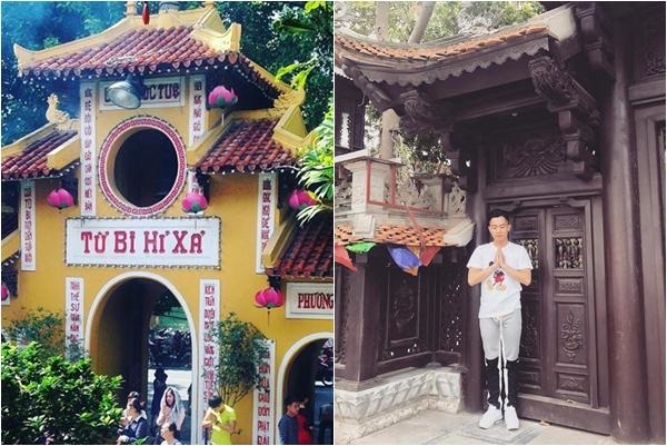 Note lại ngay những điểm du lịch tâm linh nổi tiếng ở Hà Nội được nhiều người tới trong tháng Vu Lan