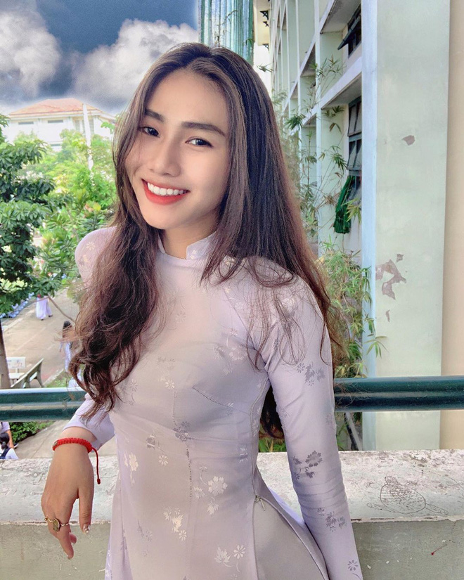 Ảnh 3: Bạn thân hot girl Võ Ngọc Trân - We25.vn
