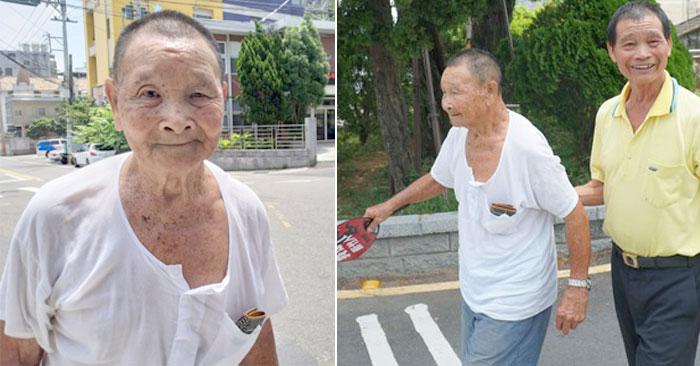 Lão nông 94 tuổi nhịn ăn nhịn mặc để dành dụm tiền làm từ thiện