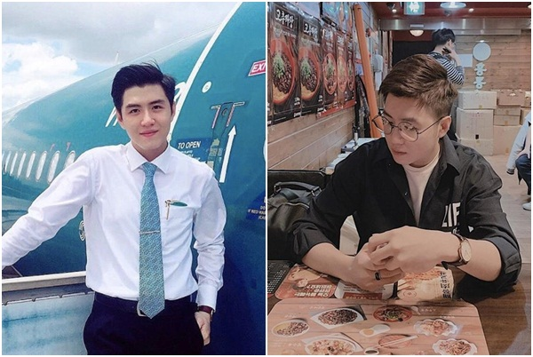 """Điểm mặt những anh chàng tiếp viên Việt đẹp trai được mệnh danh là """"soái ca hàng không"""" khiến phái nữ mê mệt"""