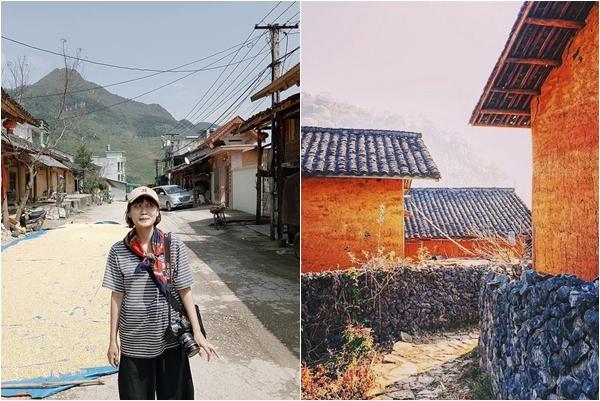 Ngẩn ngơ trước ngôi làng giữa lòng Hà Giang, tưởng chừng chỉ có trong thế giới cổ tích