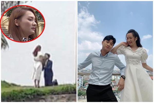Vừa ly hôn Thư trong nước mắt, Vũ lại quỳ xuống cầu hôn cô gái khác, phiên bản Nhã thứ 2?