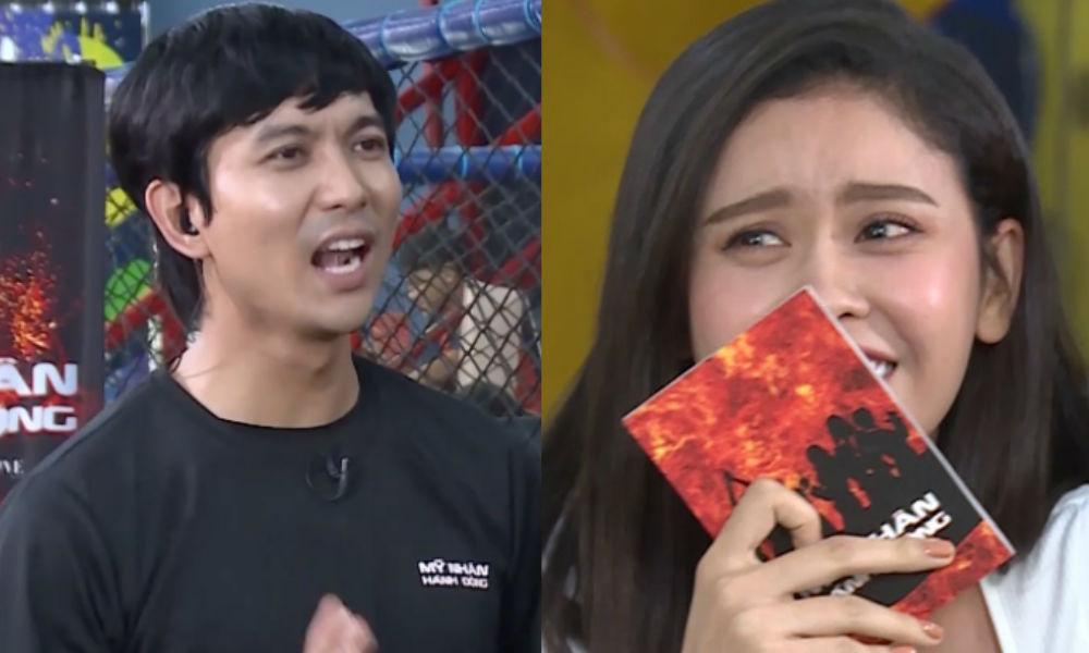 Phản ứng xấu mặt của Trương Quỳnh Anh khi bất đắc dĩ gặp chồng cũ trên truyền hình