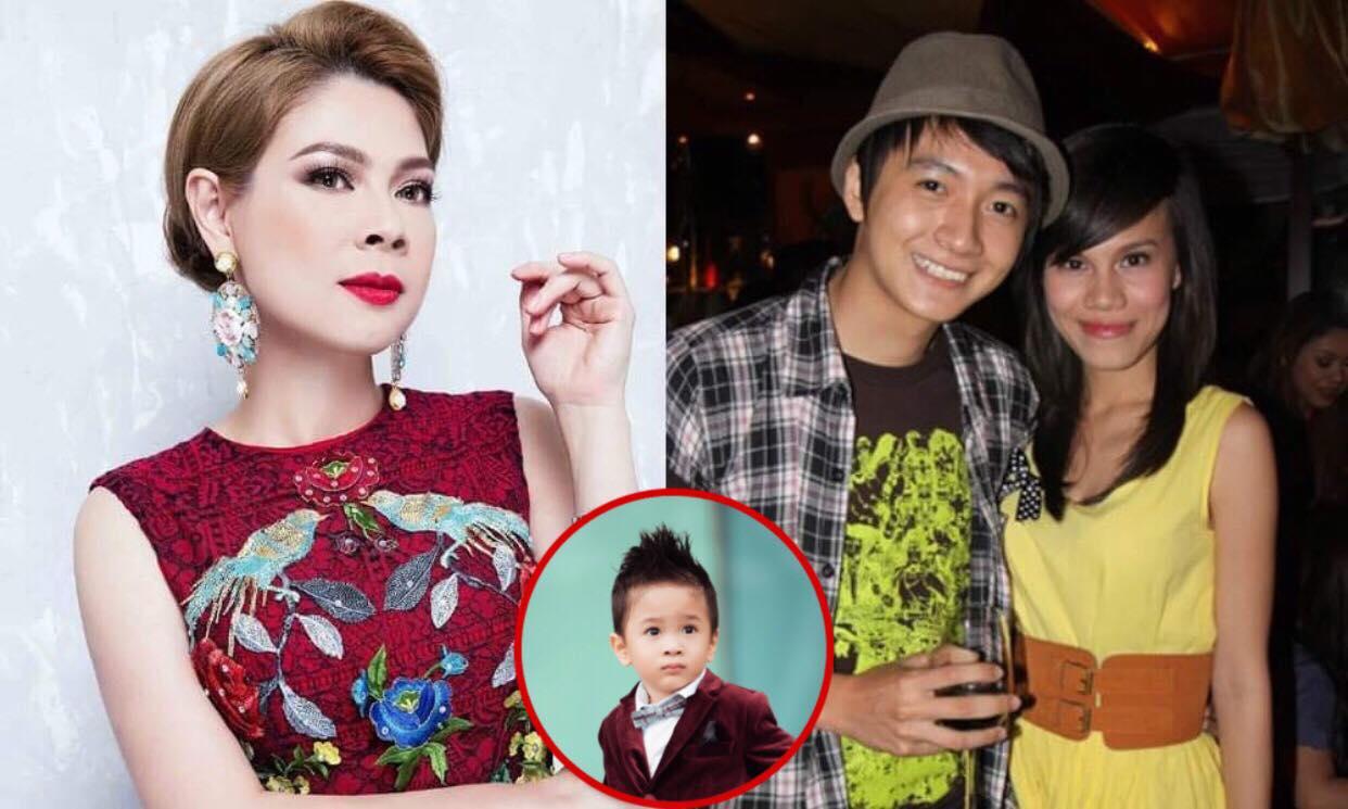 Thanh Thảo đáp trả fans vô duyên bới móc chuyện Jacky - con trai riêng của Ngô Kiến Huy