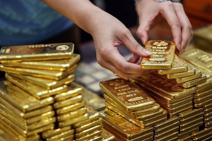 Giá vàng tăng bật trở lại, trong nước tiến sát 40 triệu đồng/lượng
