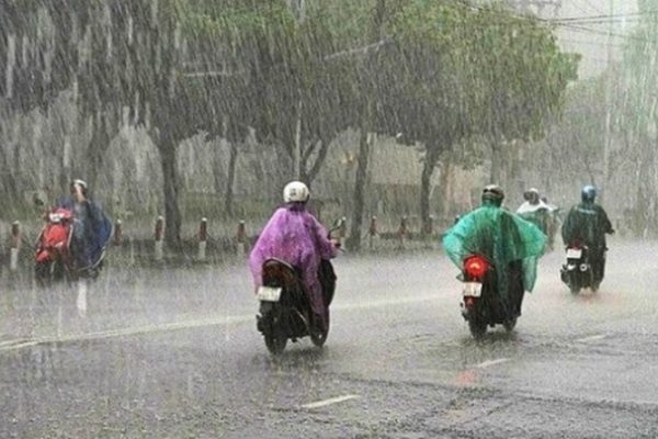 Thời tiết từ 3/8-9/8: Miền Trung vẫn hạn hán, cả nước mưa dông