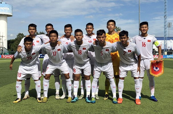 Thắng cách biệt 3-0 Myanmar, cầu thủ trẻ SLNA lại tiếp tục tỏa sáng tại Giải vô địch U15 Đông Nam Á