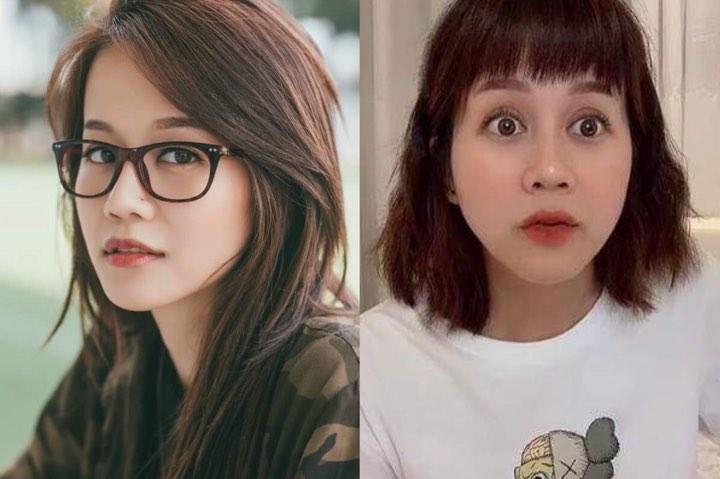 """An Nguy tái xuất sau scandal với Kiều Minh Tuấn, nhan sắc như búp bê phẫu thuật """"hỏng"""""""