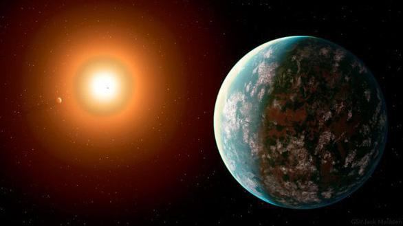 Các nhà nghiên cứu đã tìm ra một hành tinh mới, có thể là trái đất thứ hai nơi con người có thể ở được