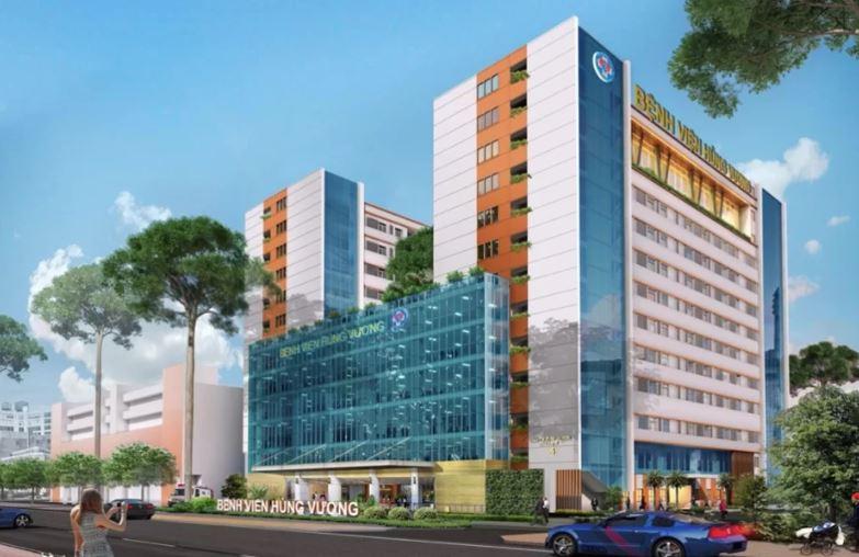 TP.HCM xây dựng 12 bệnh viện hiện đại với quy mô khủng lồ
