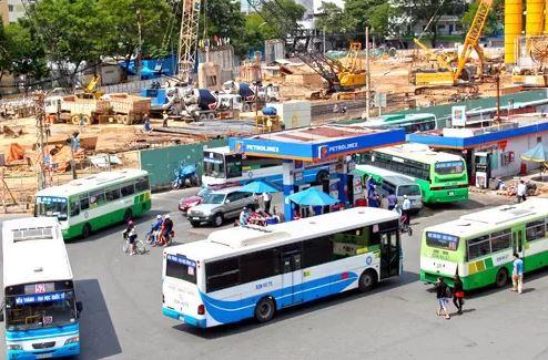 TP HCM giải ngân gần 500 tỷ đồng trợ giá xe buýt