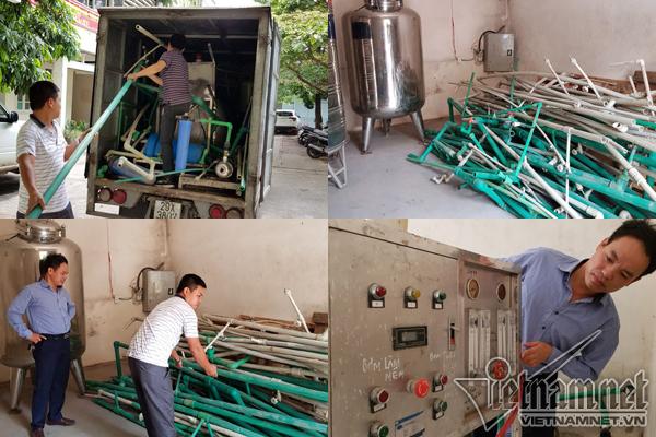 Bộ Y tế tìm thấy chứng cứ quan trọng trong vụ bác sĩ Hoàng Công Lương, toàn bộ hệ thống RO2 đã thành sắt vụn
