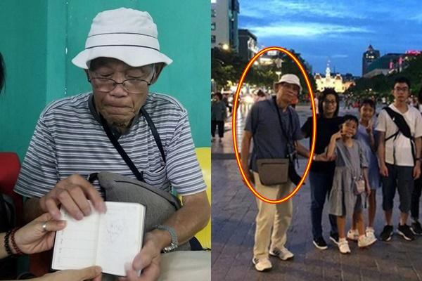 """Cụ ông Nhật sang Việt Nam thăm con bị """"chặt"""" 2,9 triệu tiền xích lô cho 5 phút đi, công an đang vào cuộc khẩn cấp"""