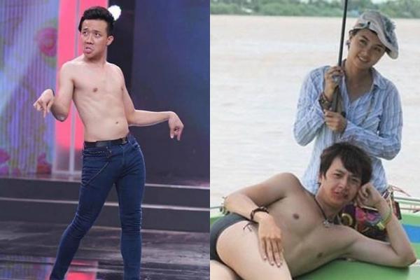 Đăng ảnh đọ body với dàn mỹ nam Vbiz, Trấn Thành phải ngậm ngùi nhường spotlight cho Ngô Kiến Huy