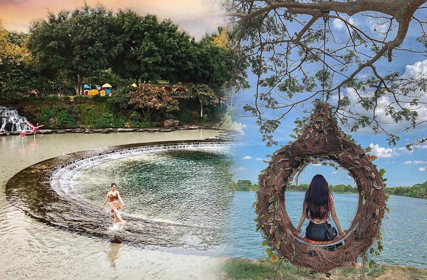 """Tìm ra góc """"tiểu Bali"""" ở ngay giữa lòng đất Nam Bộ"""