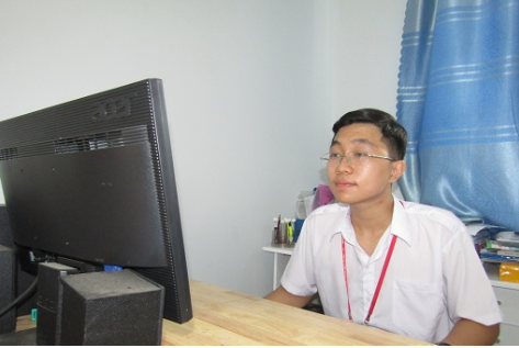 Tây Ninh: Chân dung chàng thủ khoa khối B khiến ai cũng quí mến