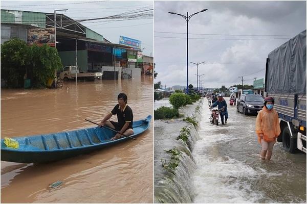 Kiên Giang: Đảo ngọc Phú Quốc oằn mình trong bão số 3