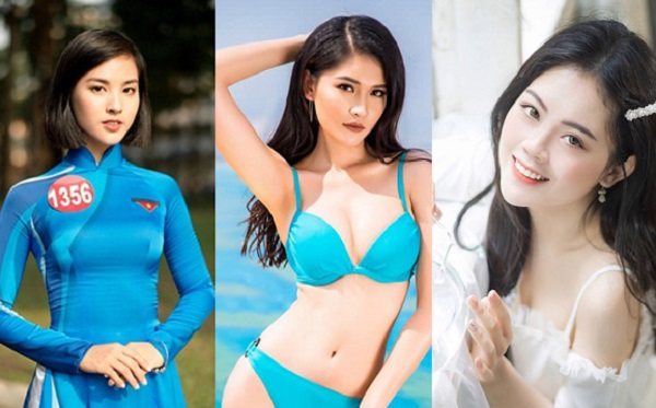 Đâu chỉ có hoa hậu, những nữ sinh Đại học Ngoại thương cũng sở hữu ngoại hình xinh đẹp hút mắt người nhìn