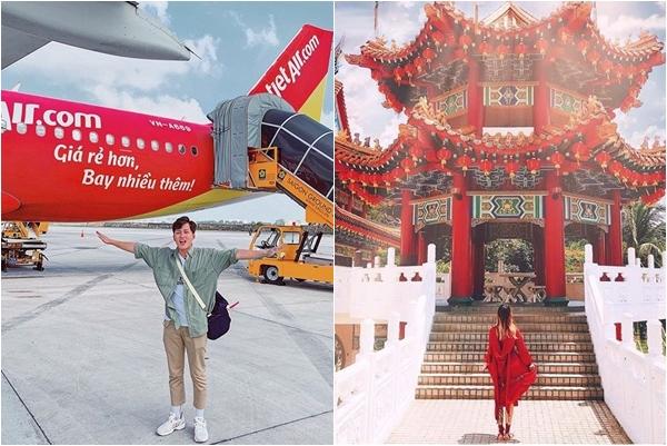 """""""Book"""" liền tay 1 triệu vé máy bay """"0 đồng"""" đi Thái, Singapore, Nhật, Hàn ngay trong tháng này"""