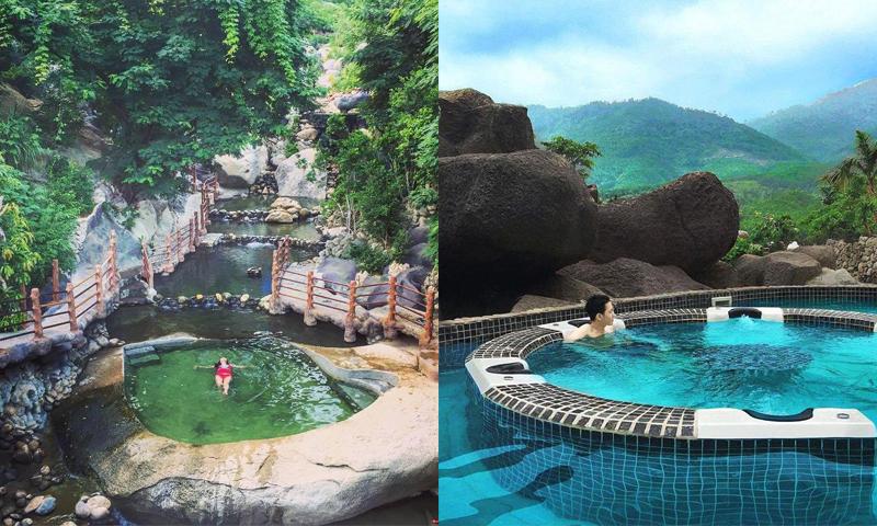 """Địa điểm tắm tiên """"siêu lớn khổng lồ'"""" đầu tiên tại Việt Nam không thua kém gì Nhật Bản"""