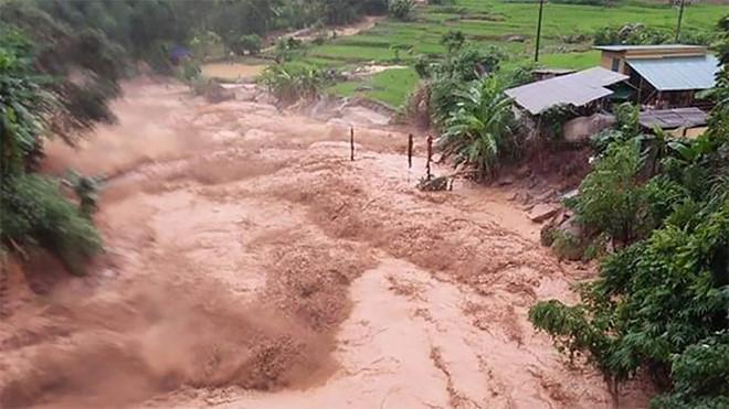 Tây Nguyên được dự báo có nguy cơ cao xảy ra lũ quét, sạt lở đất do mưa lớn