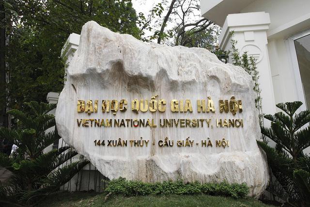 Tổng hợp điểm chuẩn năm 2019 của các trường, khoa trực thuộc Đại học Quốc gia Hà Nội