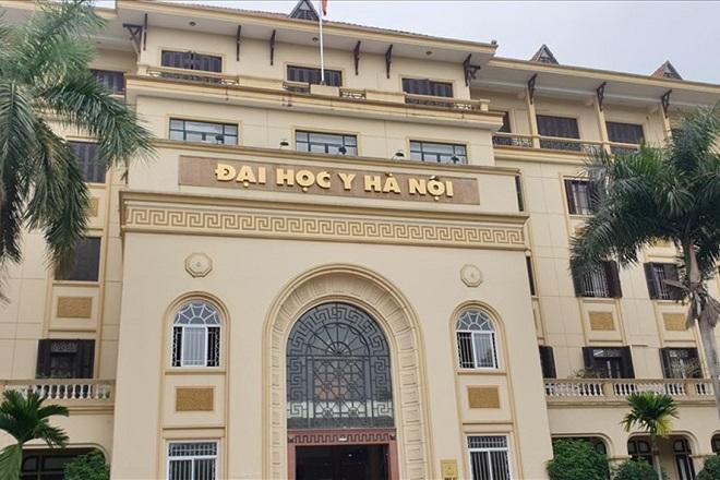 Điểm chuẩn trúng tuyển Đại học Y Hà Nội cao nhất là 26,75 điểm