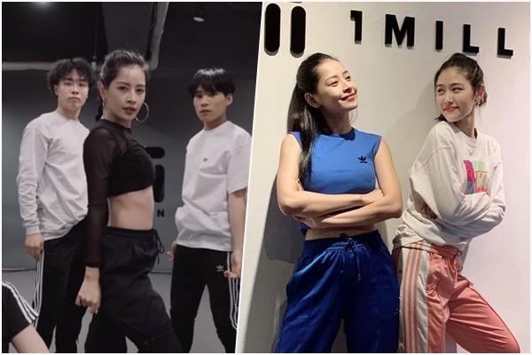 """Ngắm Chi Pu trong bản MV dance với nhóm nhảy nổi tiếng Hàn Quốc, dân mạng tiếc rẻ: """"Nhan sắc này phải debut ở Hàn Quốc'"""""""