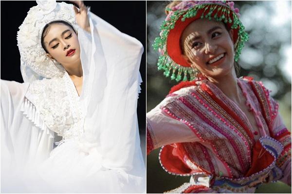 Mãn nhãn với loạt váy áo mang đậm nét văn hóa Việt trong 3 MV của Hoàng Thùy Linh