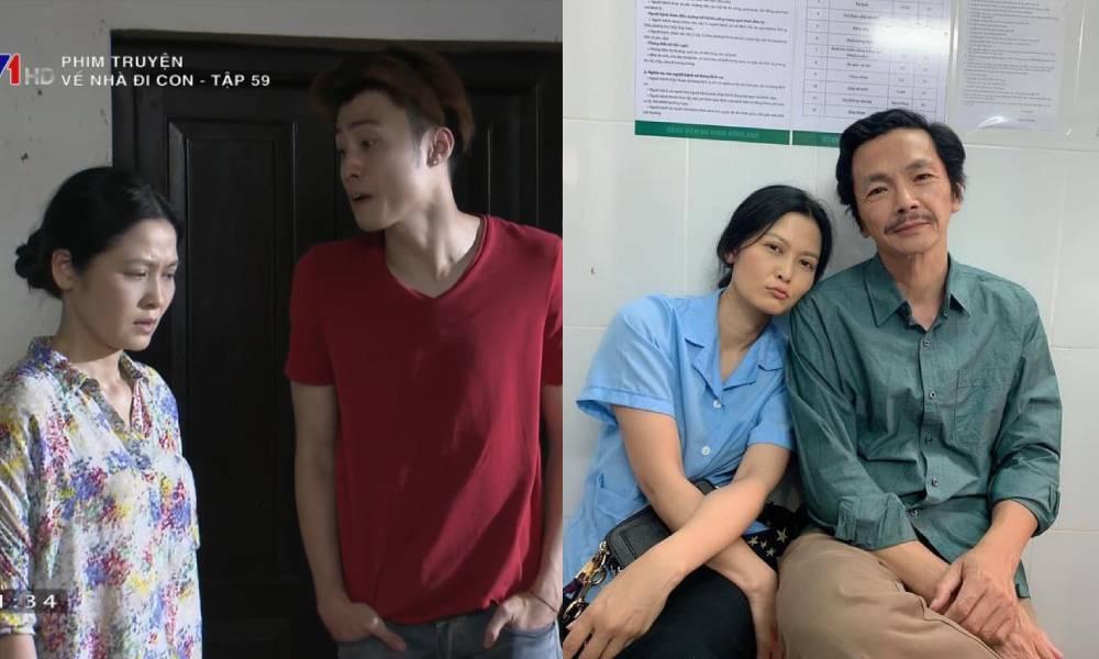 """Hạt sạn lớn nhất trong tập cuối """"Về nhà đi con"""": Cô Hạnh, thằng Quang biến mất đi đâu?"""