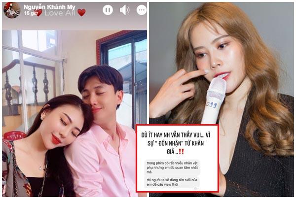 """Học theo Nam Em, hot girl 2s tự hào được """"săn đón"""": """"Em nổi nhất phim nên bị lợi dụng tên tuổi"""""""