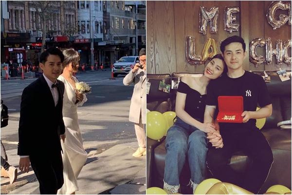 """Đông Nhi lên tiếng chuyện lộ đi chụp ảnh cưới, đặc biệt nhất là """"món quà cưới"""" trên tay của Ông Cao Thắng"""