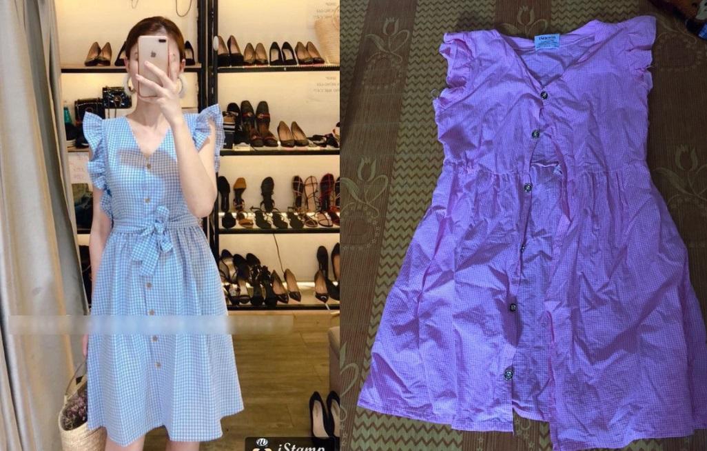 """Order váy siêu xinh giá 225k nhận lại mớ """"giẻ lau"""" cũ rích, cô nàng vẫn thản nhiên: """"Mình chẳng rút ra bài học gì đâu"""""""