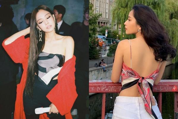 """Diện mốt """"áo quấn khăn"""", Chi Pu dính ngay nghi án bắt chước Black Pink nhưng sự thật đằng sau mới bất ngờ"""