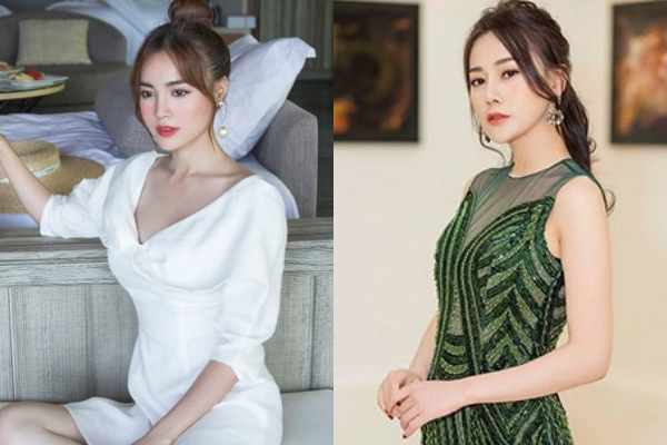 """Makeup phong cách Hàn Quốc, """"nàng cám"""" Lan Ngọc liên tục bị nhầm là Sam rồi lại đến """"Quỳnh búp bê"""" Phương Oanh"""
