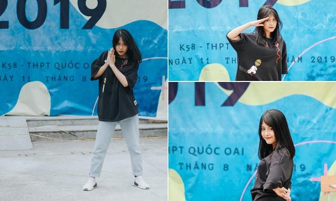 Nhảy cover siêu hit của Black Pink, nữ sinh lớp 11 gây chú ý với nhan sắc không thua kém thần tượng Kpop