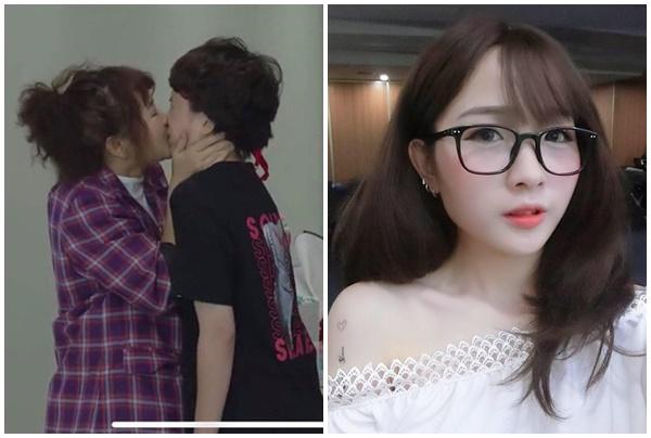 """Lê Na kể lại màn """"cưỡng hôn đồng giới"""" với Bảo Hân: """"Hôn 8, 9 lần đến đỏ mặt, phải lờ đi vì xấu hổ"""""""
