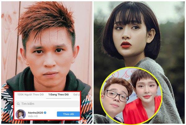 Góc cắm sừng: B Ray học Sơn Tùng chỉ follow một cô gái duy nhất, lại chính là Hiền Hồ!