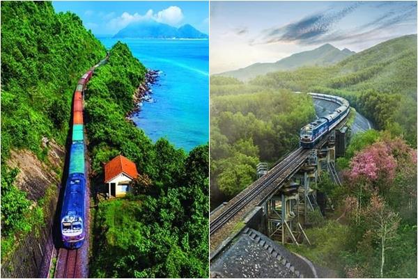Những bức hình chứng minh rằng: Đường sắt Bắc Nam là 1 trong 10 tuyến đường sắt đẹp nhất thế giới!