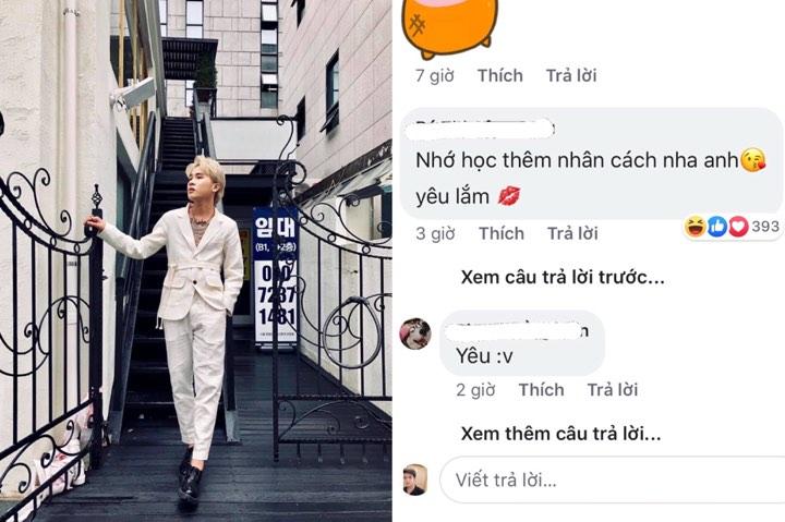 """Jack đăng ảnh sang Hàn, """"đốm đốm meo meo"""" không quên nhắc """"anh nhà"""": Sang Hàn nhớ học hỏi nhân cách nước bạn nha!"""