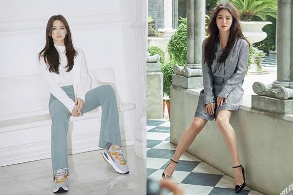 """Hậu ly hôn, Song Hye Kyo chuộng kẻ mắt thâm sì """"sắc lẹm"""" nhưng lại bị """"chê"""" tơi tả"""